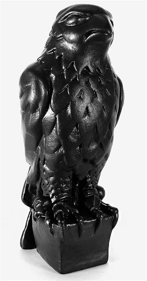 Product Detail: 1941 Maltese Falcon Statue cast in Black