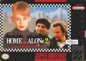 home alone 2 lost in new york dvd home alone 2 lost in new york box for nintendo