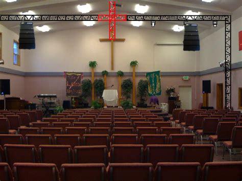sound system church
