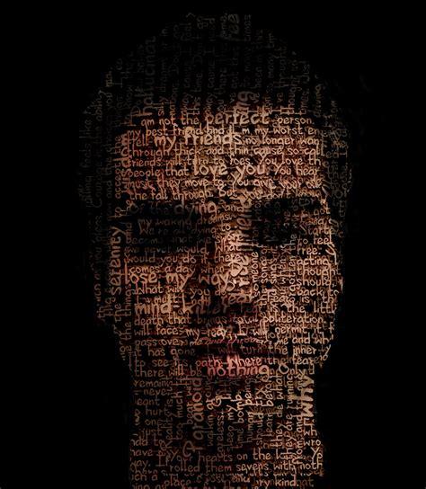 typography portrait typography portrait by talkingbear177 on deviantart