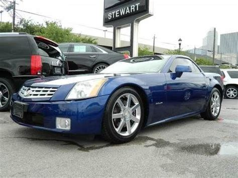 auto air conditioning repair 2006 cadillac xlr v user handbook purchase used 2006 cadillac xlr convertible 2d in houston texas united states for us 36 900 00
