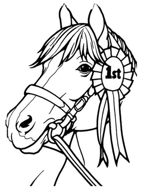 Dididou Coloriage Equitation Page 5