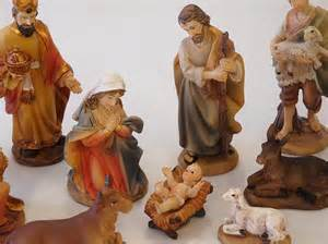 resin figurines nativity set 3 5 inch resin figures