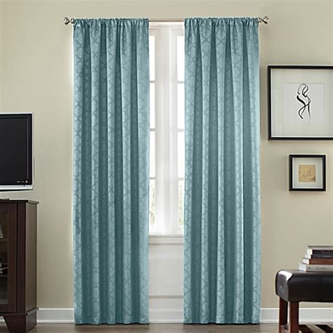 Where To Buy Window Curtains Athena Rod Pocket Blackout Window Curtain Panel Www