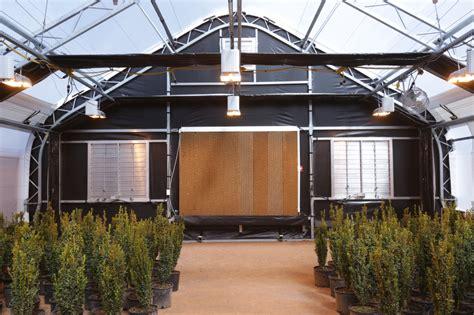 light deprivation  greenhouse growing weatherport