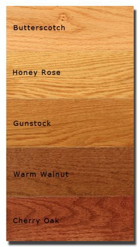 "4 1/4"" x 3/4"" Red Oak Butterscotch Solid Hardwood Flooring"