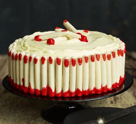 Red Cake Decoration by Freaky Finger Red Velvet Cake Recipe Bbc Good Food
