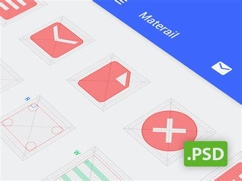 material design icon zip 25 free design resources for google material design way