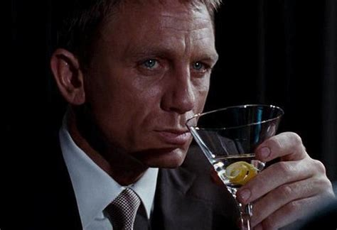 connery martini bond will switch to a vodka martini in the