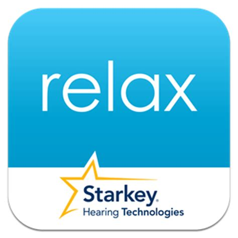 starkey hearing technologies starkey hearing technologies relax app relieves tinnitus
