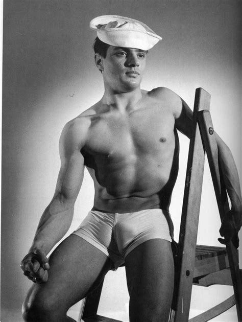 Vintage gay media history sailors are sexy