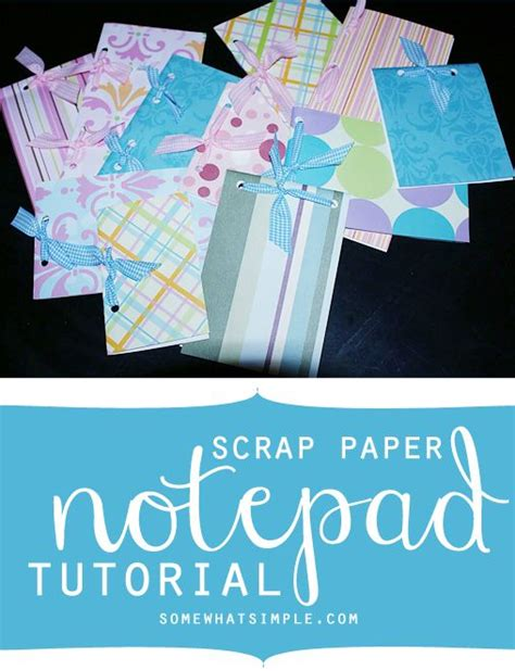 How To Make Notebook Paper Look - 17 best images about diy book binding on