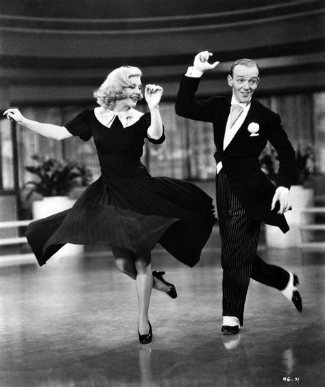 what to wear swing dancing style on film swing time style matters