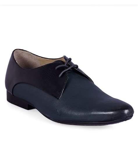 buy clarks navy formal shoes for snapdeal