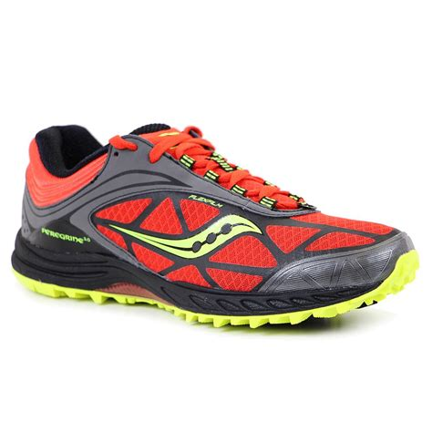 mens saucony running shoes saucony peregrine 3 running shoe s run appeal