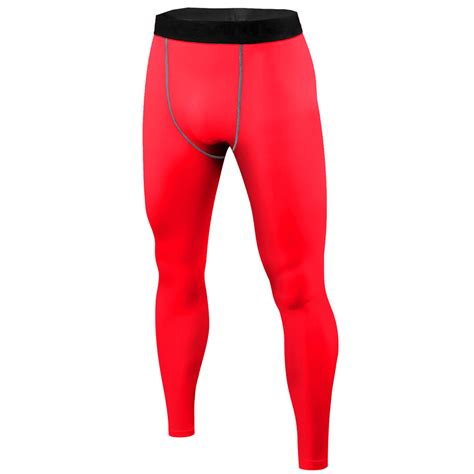 Legging Sport 3 4 mens compression shorts 3 4 trousers running base layers ebay