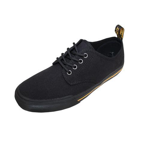 dr martens quot pressler quot canvas shoe black order