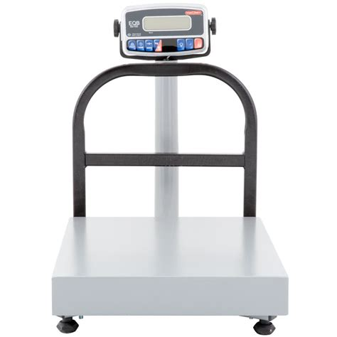 legal bench tor rey eqb 50 100 100 lb digital receiving bench scale