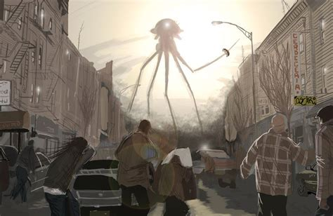 film tom cruise alien war of the worlds has not only been adapted for radio but