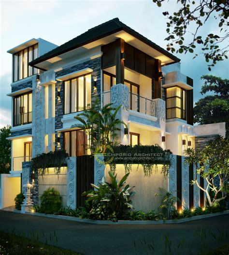 desain rumah villa mewah desain rumah style villa bali tropis yang mewah dan unik