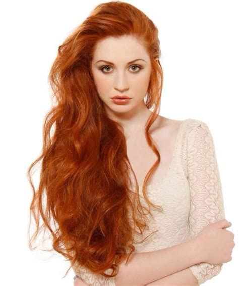 long haircuts with a back view redheads long layered red hairstyles full dose