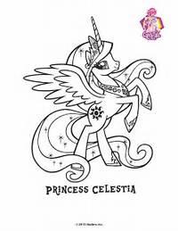 Planse De Colorat Cu Micii Ponei – My Little Pony