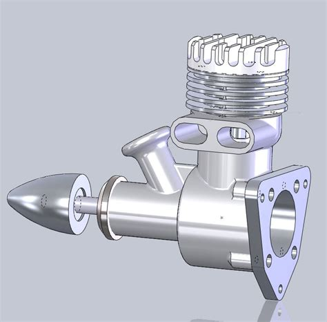 tutorial solidworks motor solidworks tutorial gas engine
