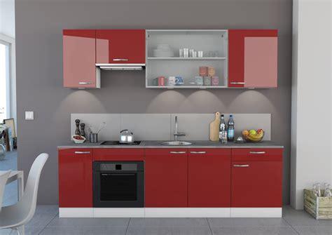 meuble haut cuisine ikea rouge idee de modele de cuisine