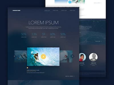 Landing Page Template Sketch Freebie Download Free Resource For Sketch Sketch App Sources Recruitment Landing Page Template