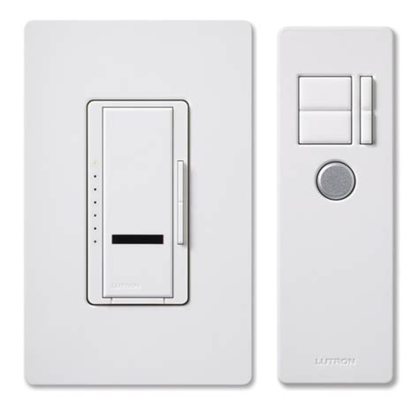 Incandescent Dimmer Switch with Remote Control   MIR