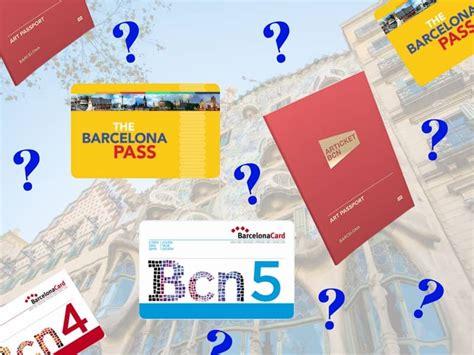 barcelona pass barcelona discount passes barcelona card versus barcelona