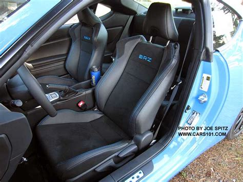 black subaru brz interior 2016 brz interior photos and images premium limited