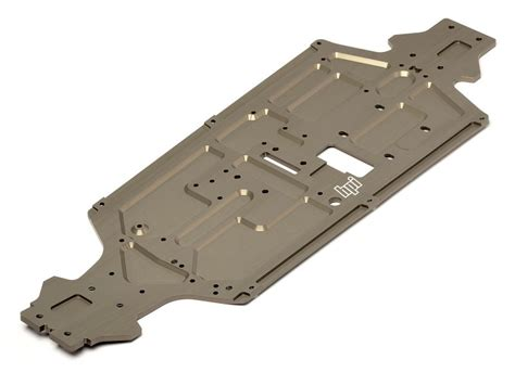 Hpi Racing Pulse 4 6 Buggy 101426 Graphite Front Steering Brace 101433 cnc lightweight chassis