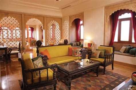 Living Room Designs Indian Style Jaisalmer Hotels Official Site Suryagarh Jaisalmer