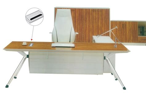 Office Desk Top Covers New Design Computer Desk Office Desk Aluminum With Brush Desk Topcover View Aluminum With Brush