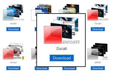 zodiac themes for windows 7 windows 7 ducati theme now available autoevolution