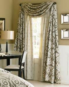 bedroom swag curtains contemporary curtain ideas modern curtains ideas
