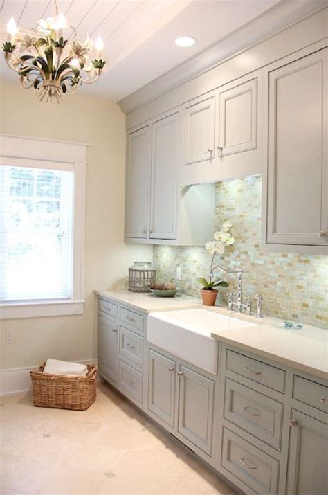 Cabinets For A Laundry Room Laundry Room Cabinets Transitional Laundry Room Villa Decor