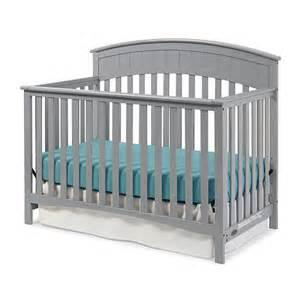 Graco Charleston 4 In 1 Convertible Crib Graco Charleston 4 In 1 Convertible Crib Pebble Gray Babies Quot R Quot Us