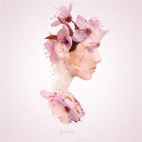 double exposure tutorial flowers double exposure photography by alon avissar icanbecreative