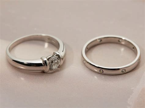 platinum wedding ring set amazing navokal
