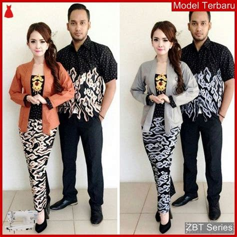 zbt kebaya batik couple anindira jumputan modern