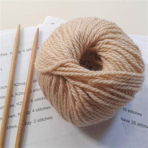 knit kit mountain sheep knitting kit by gift knitting