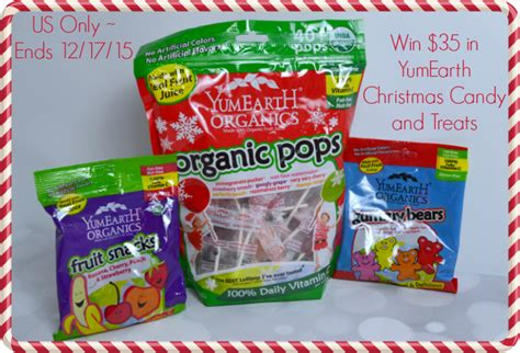 Christmas Candy Giveaways - yumearth organics christmas candy review and giveaway famchristmas it s free at last
