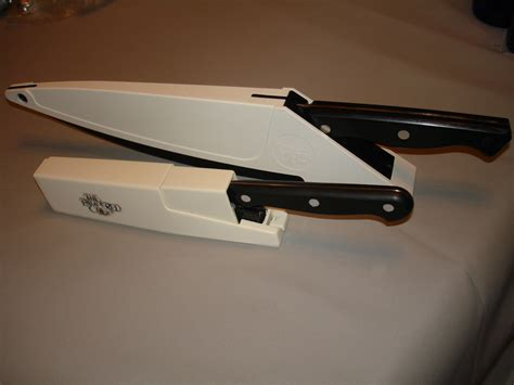 self sharpening kitchen knives pered chef 8 quot chef knife 5 quot utility kitchen knives w self sharpening cases ebay