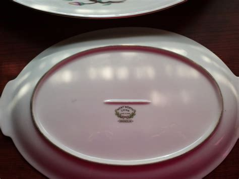 Magnolia Serving Setboel Set Of 9 i a small large serving platter of wentworth china