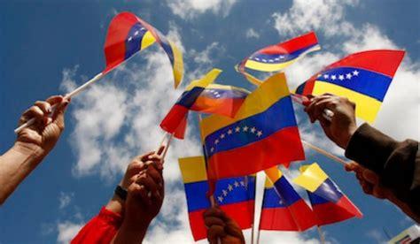 imagenes tricolor venezuela del desastre rojo a la venezuela tricolor el proyecto por