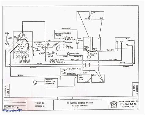 ezgo rxv wiring diagram wiring diagram