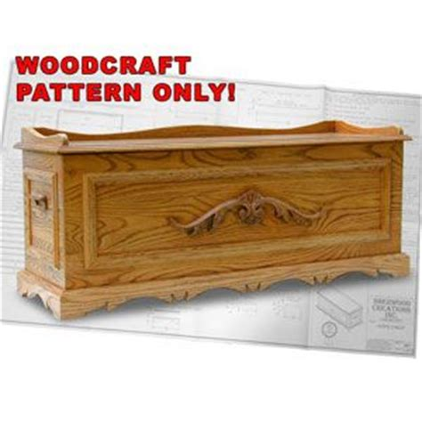 pattern for wooden hope chest 1000 images about furniture woodcraft patterns plans on