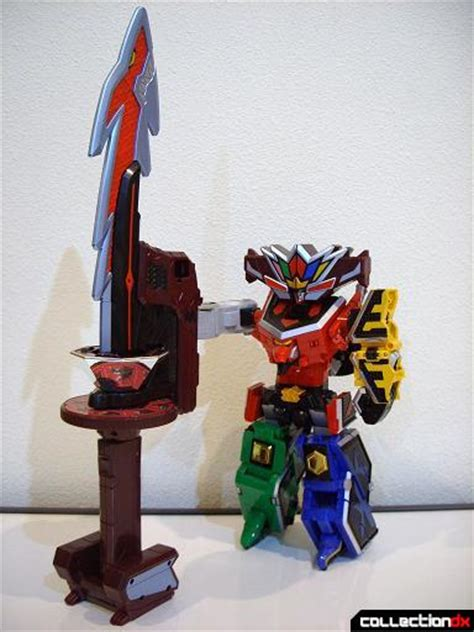 Kyoryu Origami - discussion megazord sword rangerboard